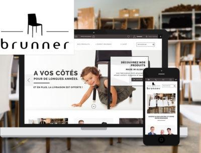 site internet brunner