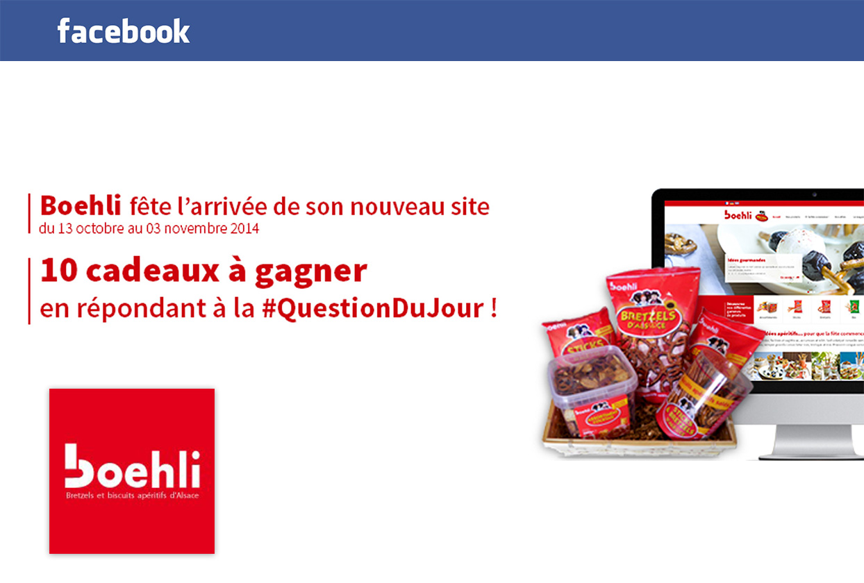 Boehli concours Facebook Tiz