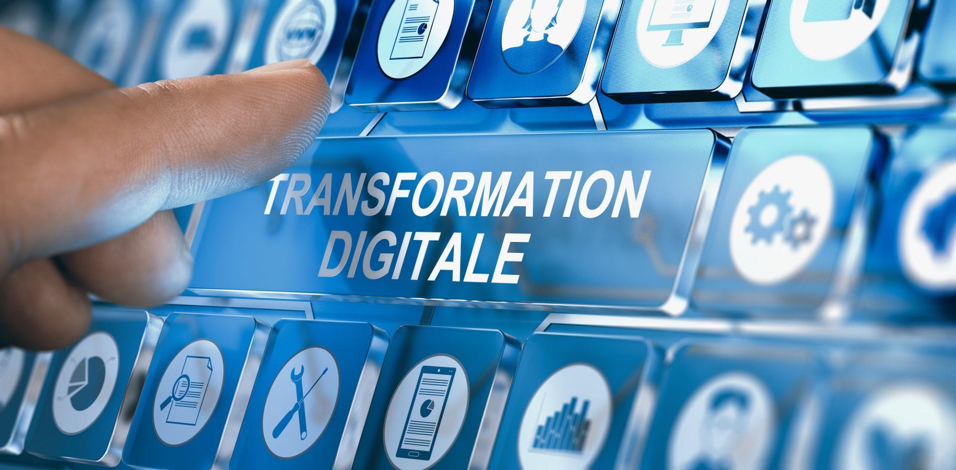 Cabinet de conseil en transformation digitale