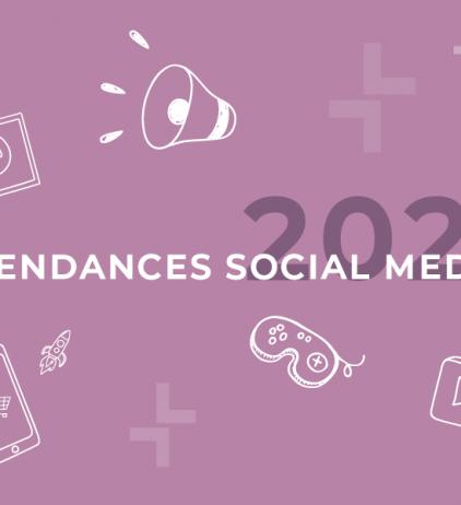 médias sociaux 2021