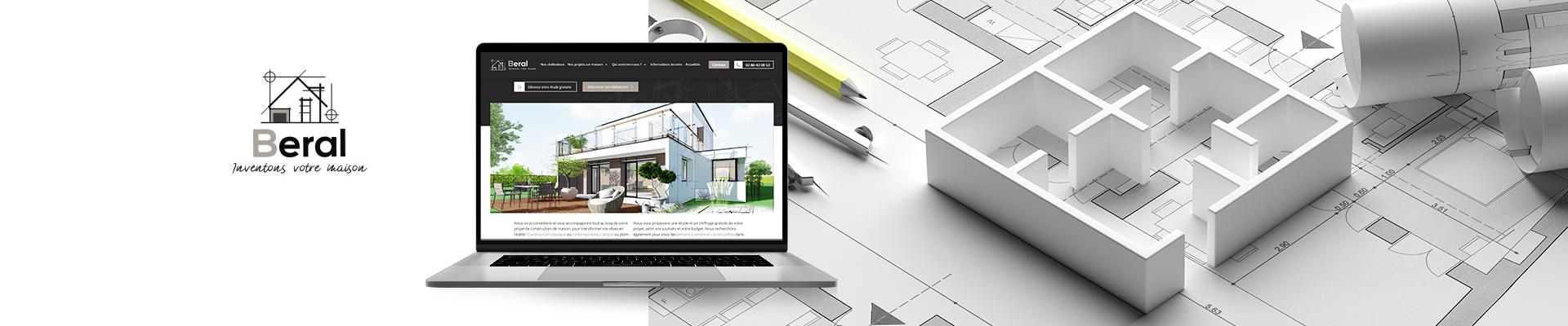 creation site web béral